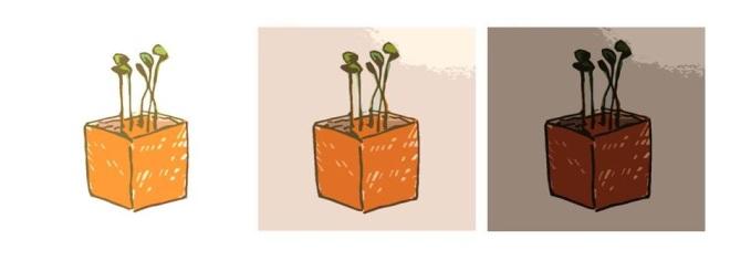 Planter i maj